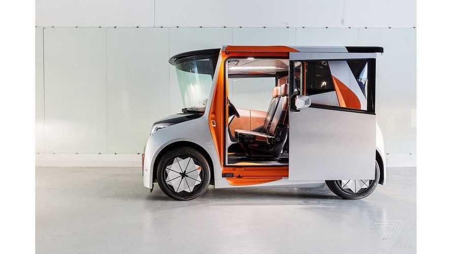 REDS EV Concept Revolutionizes The City Car - Video