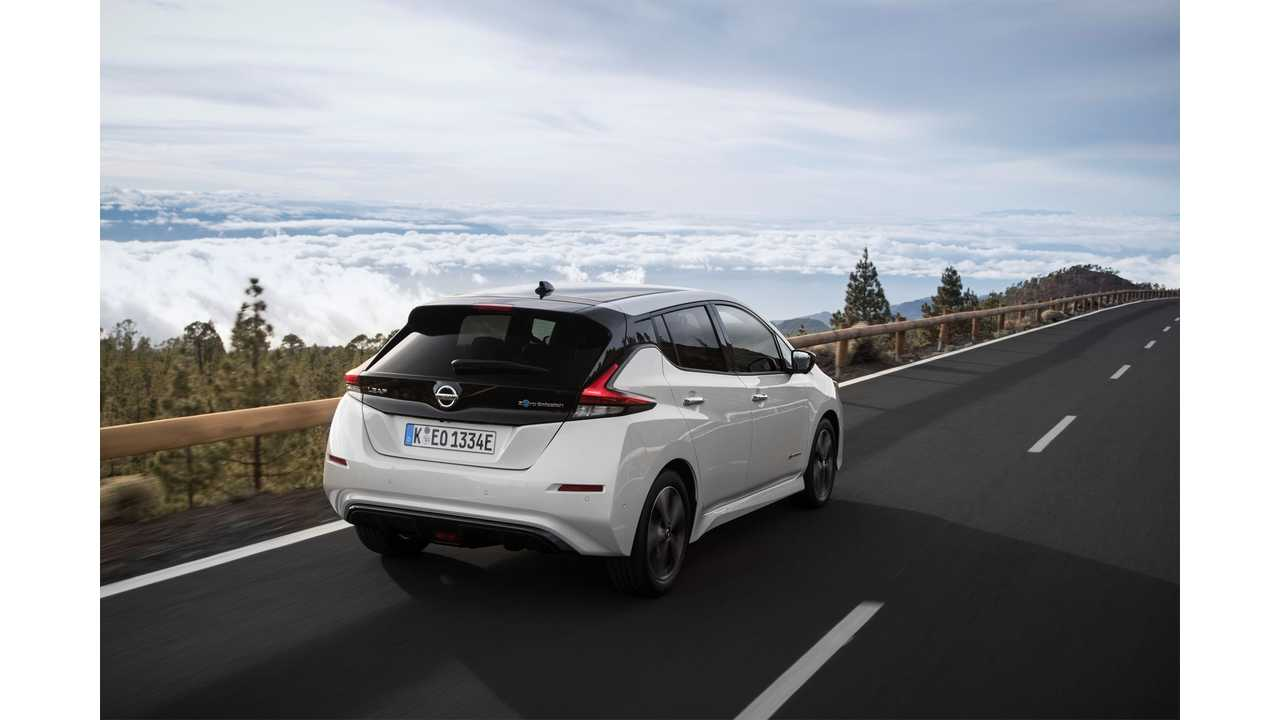 Europe Charted: Sales Of All Forms Of Electrified Vehicles Up In 2018