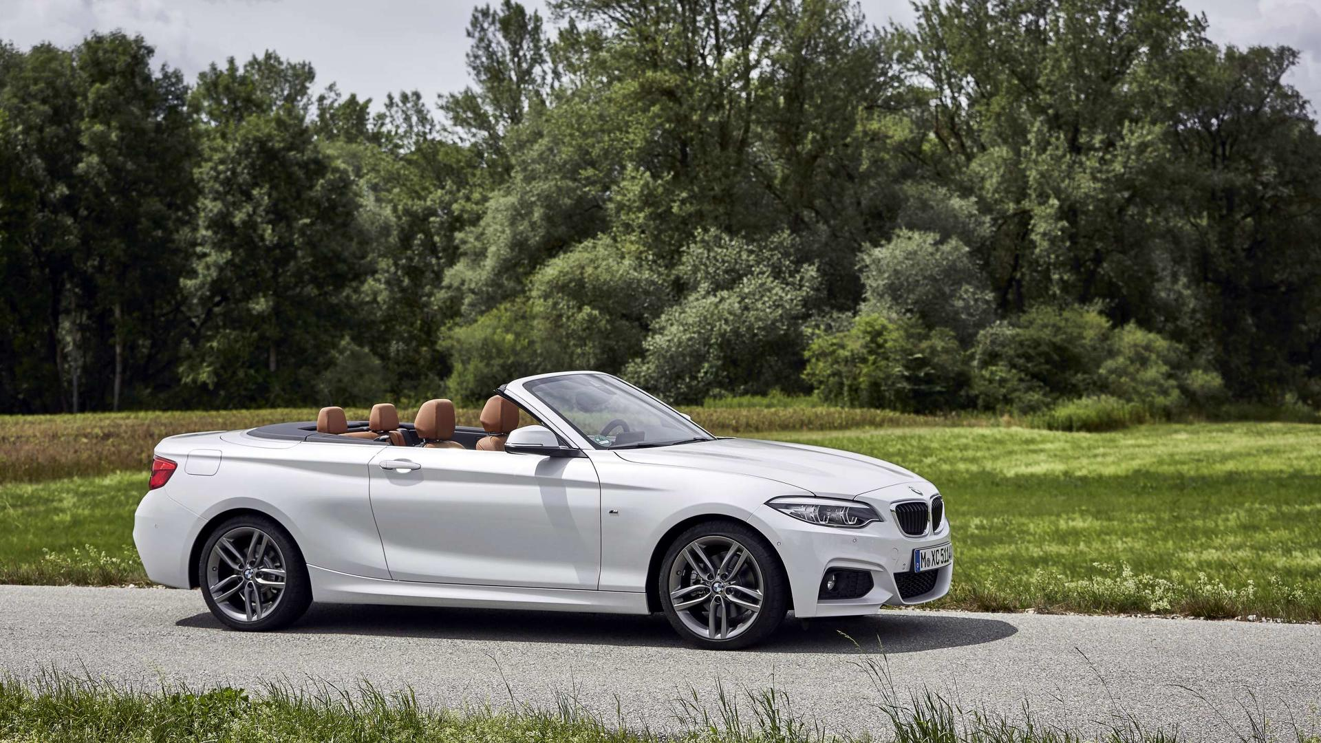 2017 Bmw 2 Series Convertible Review