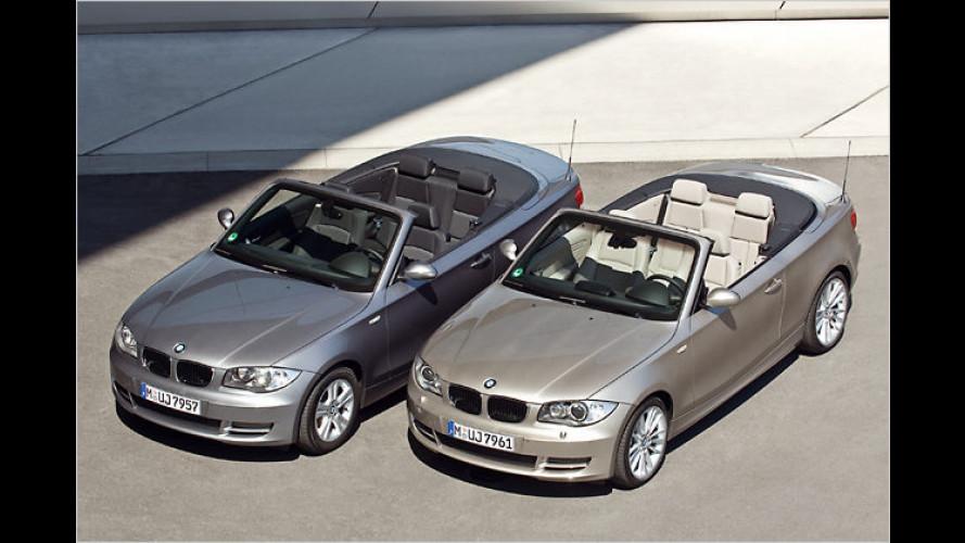 Fit ins Modelljahr 2009: Diverse Neuerungen für den BMW 1er