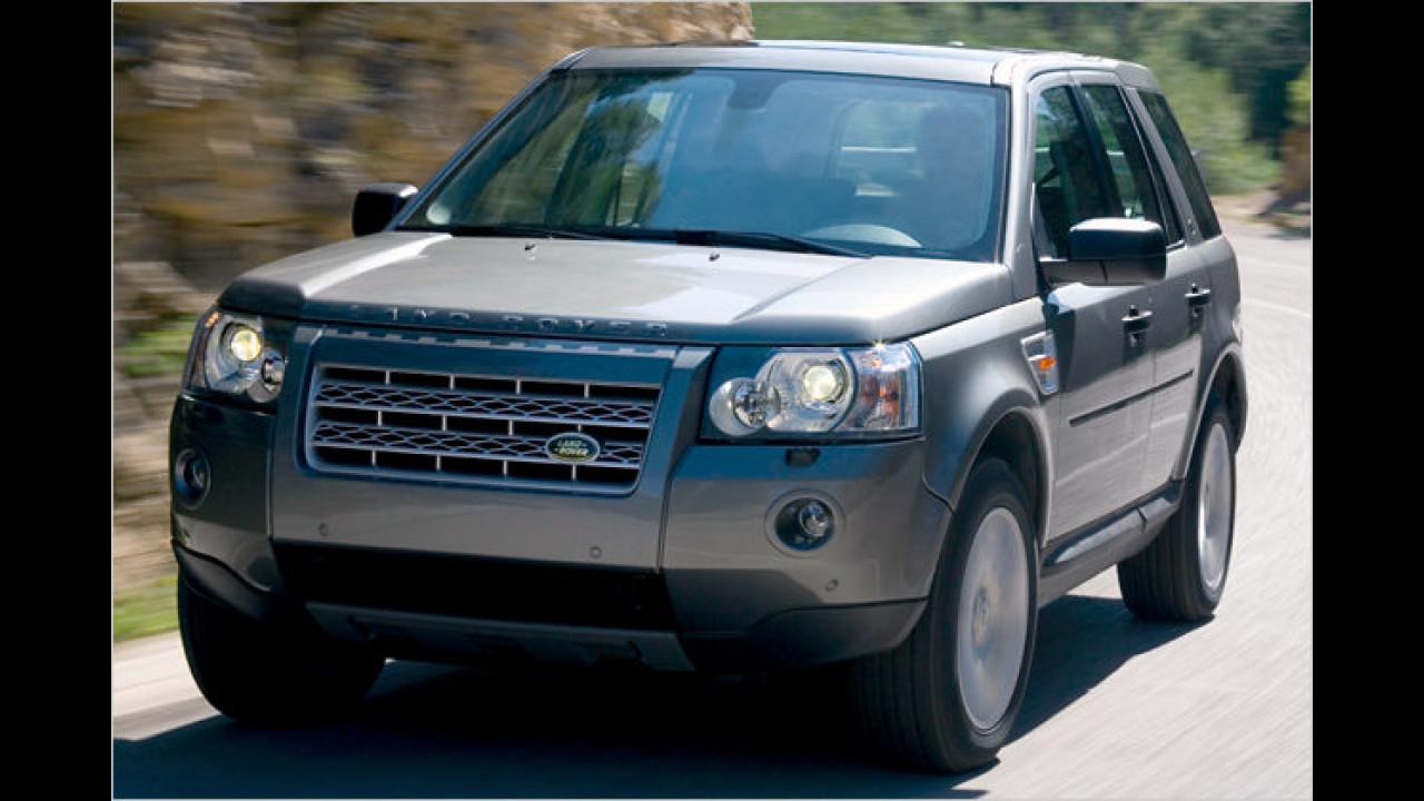 Land Rover Freelander Td4 E RPF