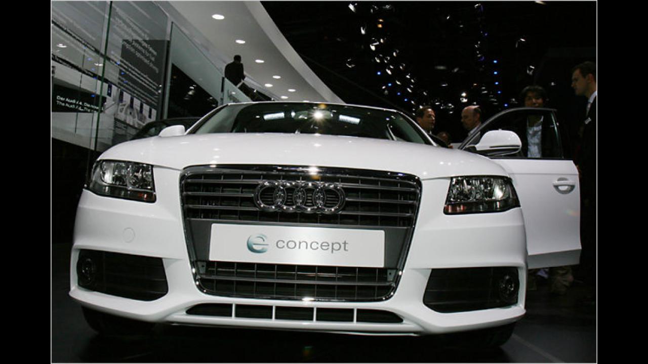 Sparsamer Audi-Diesel