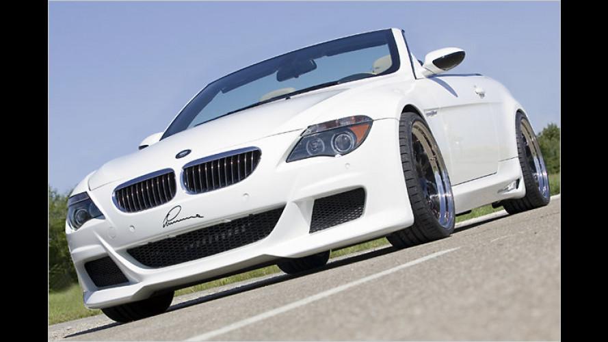 Sechs-Appeal: Lumma schärft dem 6er BMW die Kanten
