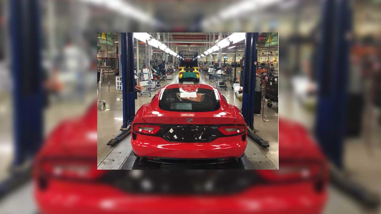 Dodge Viper üretimi - Conner Avenue Assembly