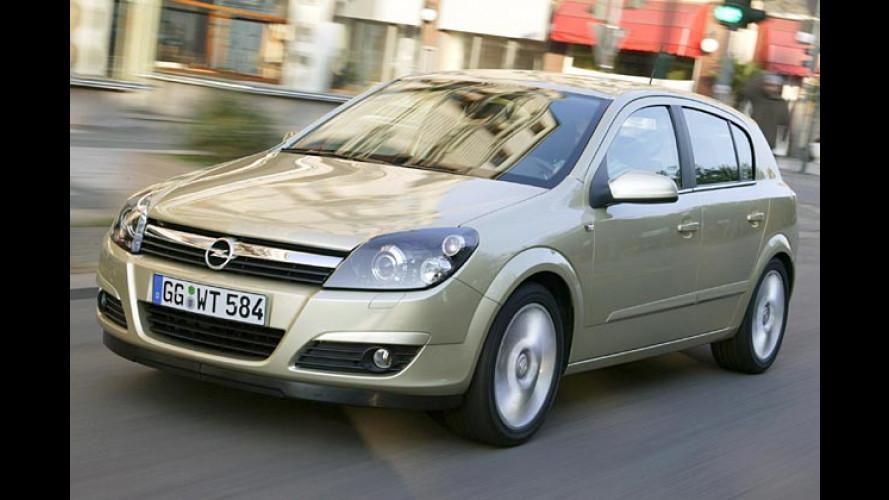 Opel Astra: Neuer Dieselmotor mit besonders wenig Durst