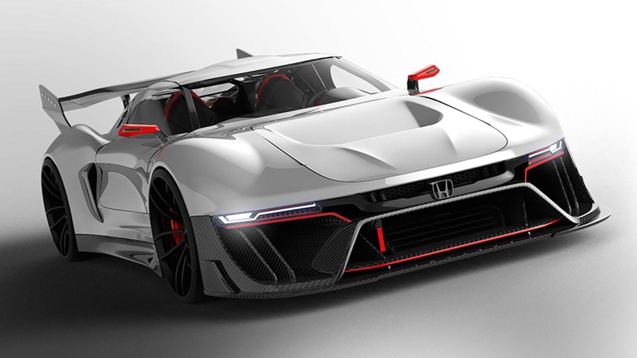 Designer Envisions A Track Only Honda Hypercar For 2020
