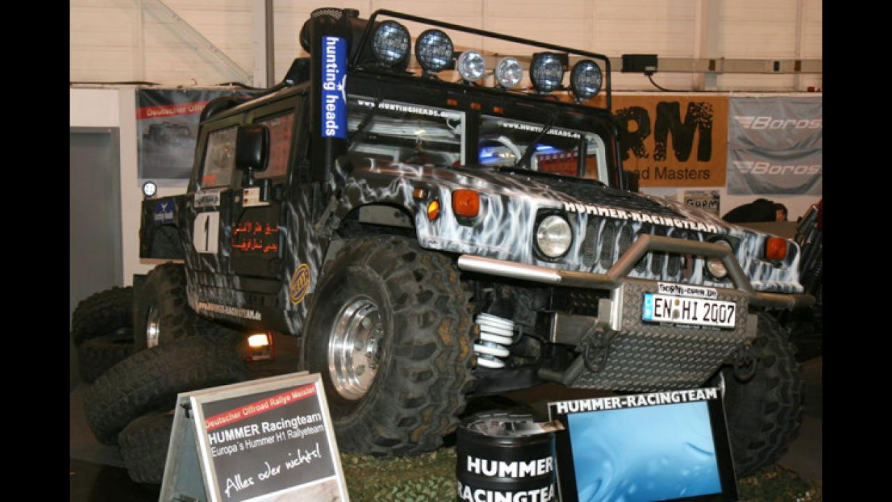 Hummer H2T