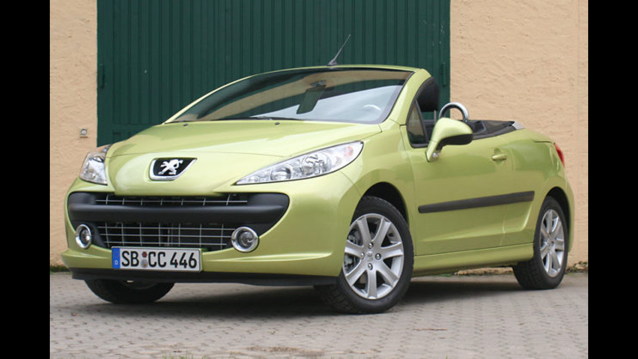 Peugeot 207 CC 1.6 16V