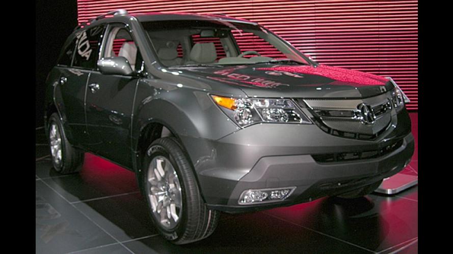 LA Auto Show 2007 goes Offroad: Alle SUVs, Crossover und Pick-Ups