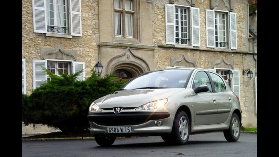 Mehr als nur Lückenbüßer: Peugeot 206 mit 88-PS-Motor