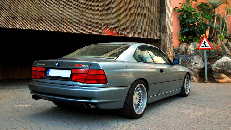 Own Alpinas More Powerful Take On The BMW Series For K - Bmw 5 series alpina for sale