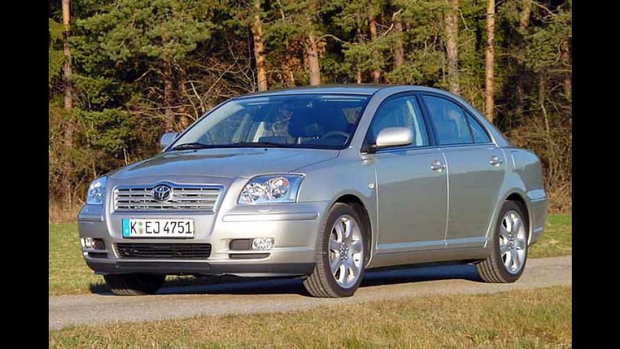Neue Diesel bei Toyota: 177 PS im Avensis 2.2 D-CAT