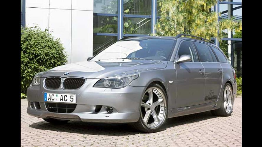 Neuer BMW 5er Touring: Tuning von AC Schnitzer