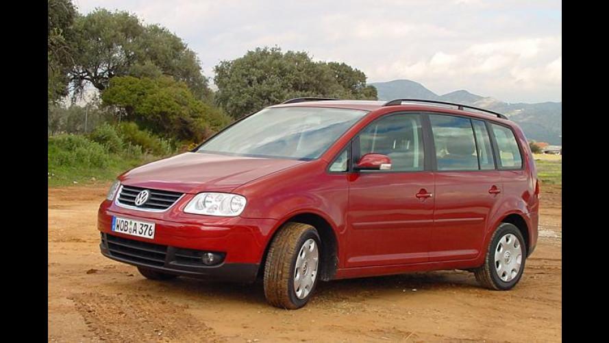 VW Touran: Dritte Reihe für den Fünfsitzer zum Nachrüsten