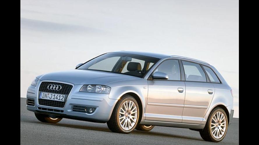 Audi A3 Sportback: Zwischen neuem Modell und A3 Fünftürer