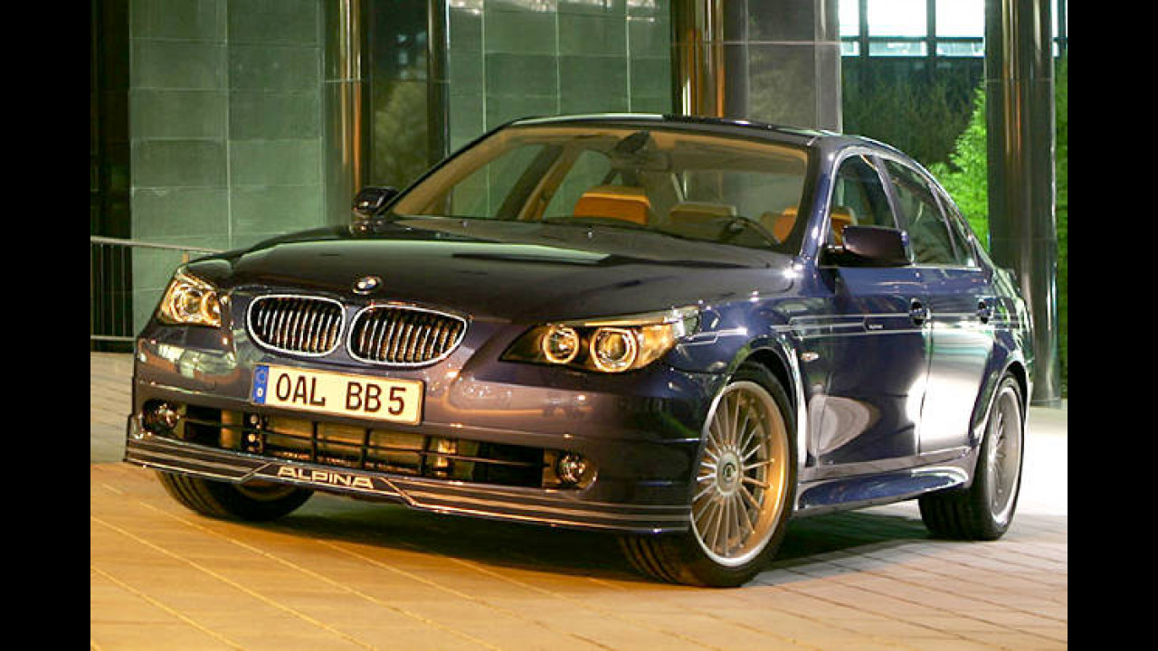 BMW Alpina B5 Switch-Tronic