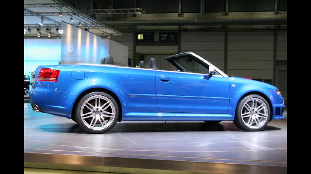 Leipziger AMI: Cabrios, Roadsters, Coupé-Cabrios und mehr