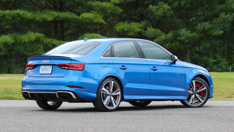 2018 Audi RS3: Second Drive