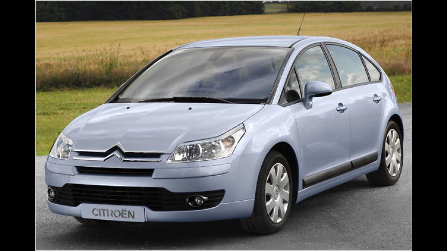 Citroën setzt auf Alkohol: Neuer C4 BioFlex steht auf der IAA