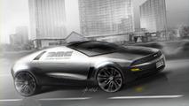 DeLorean DMC21 tasarım yorumu