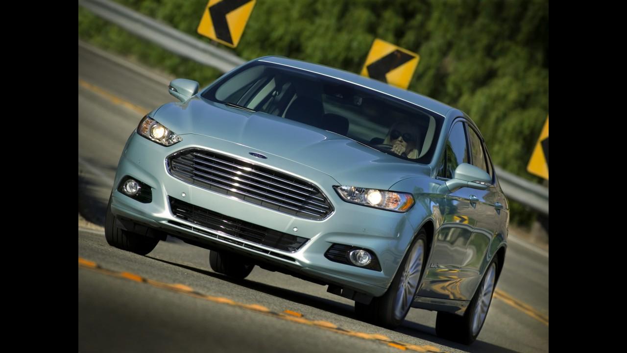 Ford libera patentes de elétricos para estimular avanço, mas cobra por isso