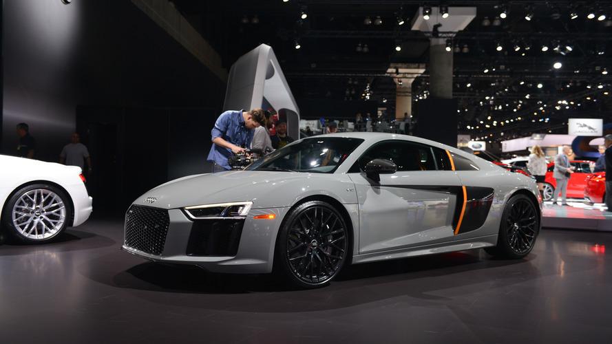 Audi R8 Exclusive Edition: LA 2016