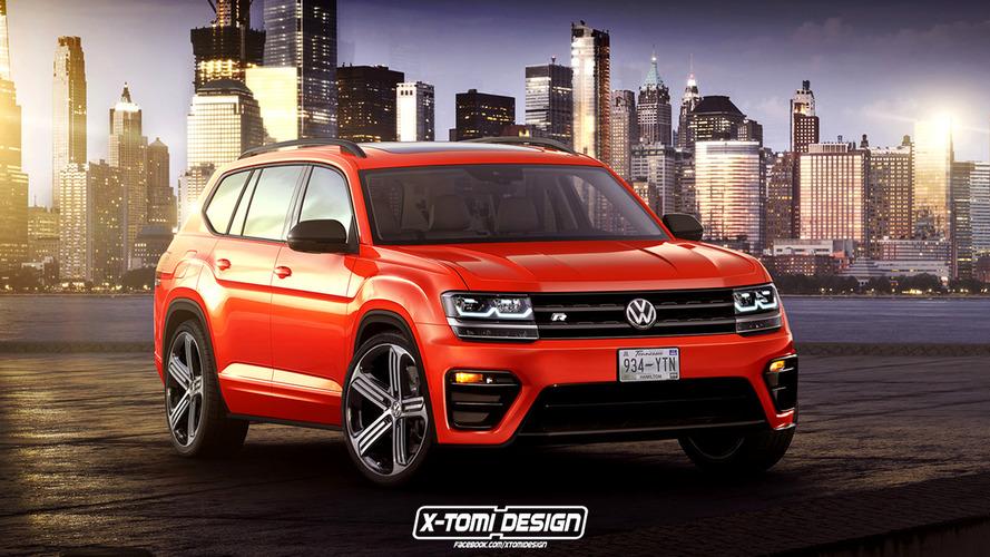 Volkswagen, Atlas'a R versiyonu getirmeli mi?