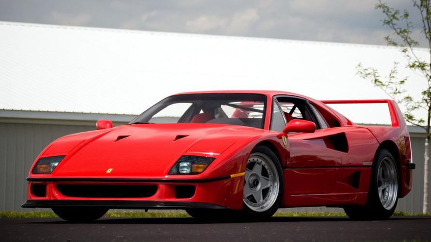 Date una vuelta a Monza con un Ferrari F40