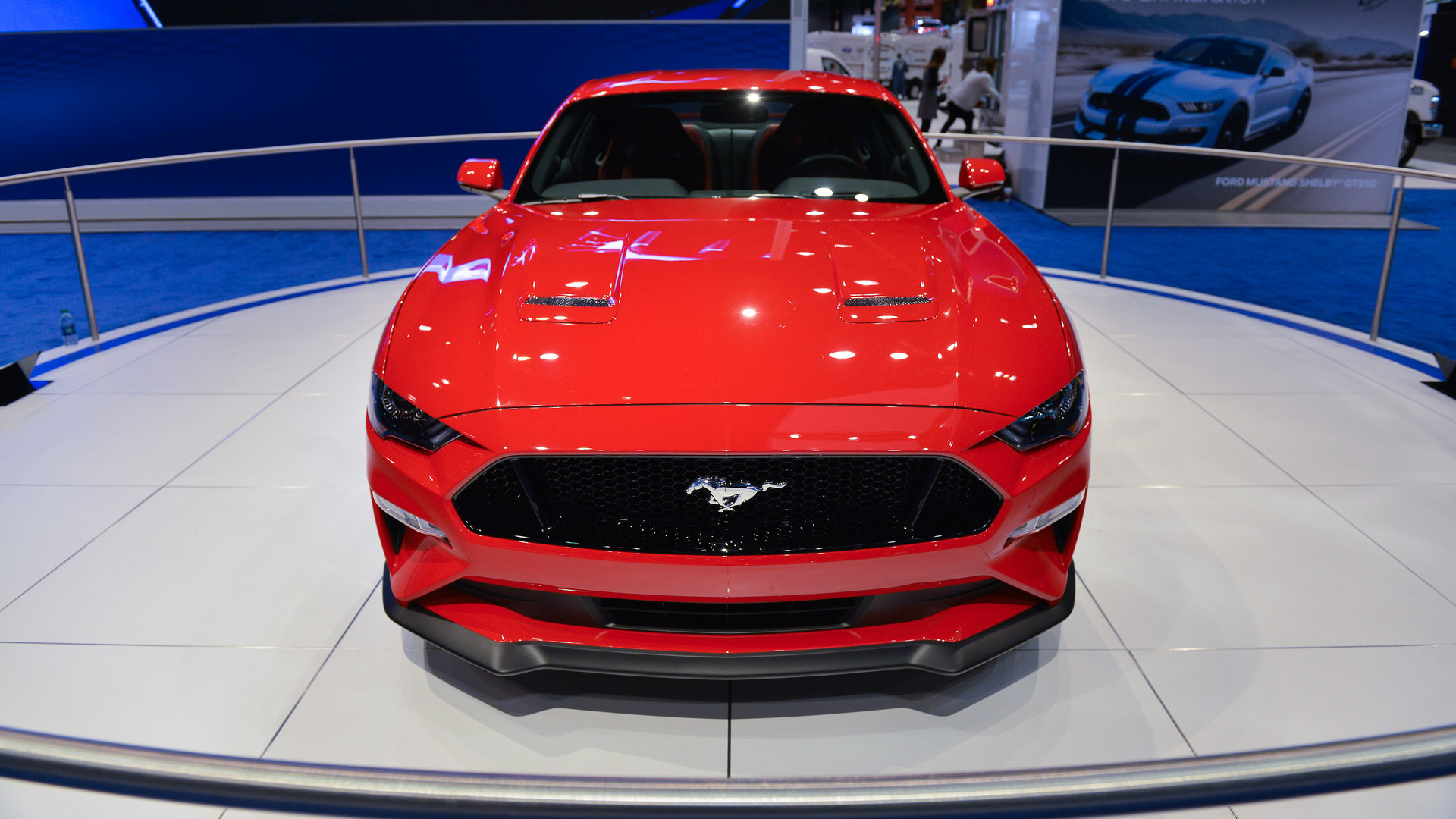 2018 ford mustang reaches 60 mph in under 4 0 seconds