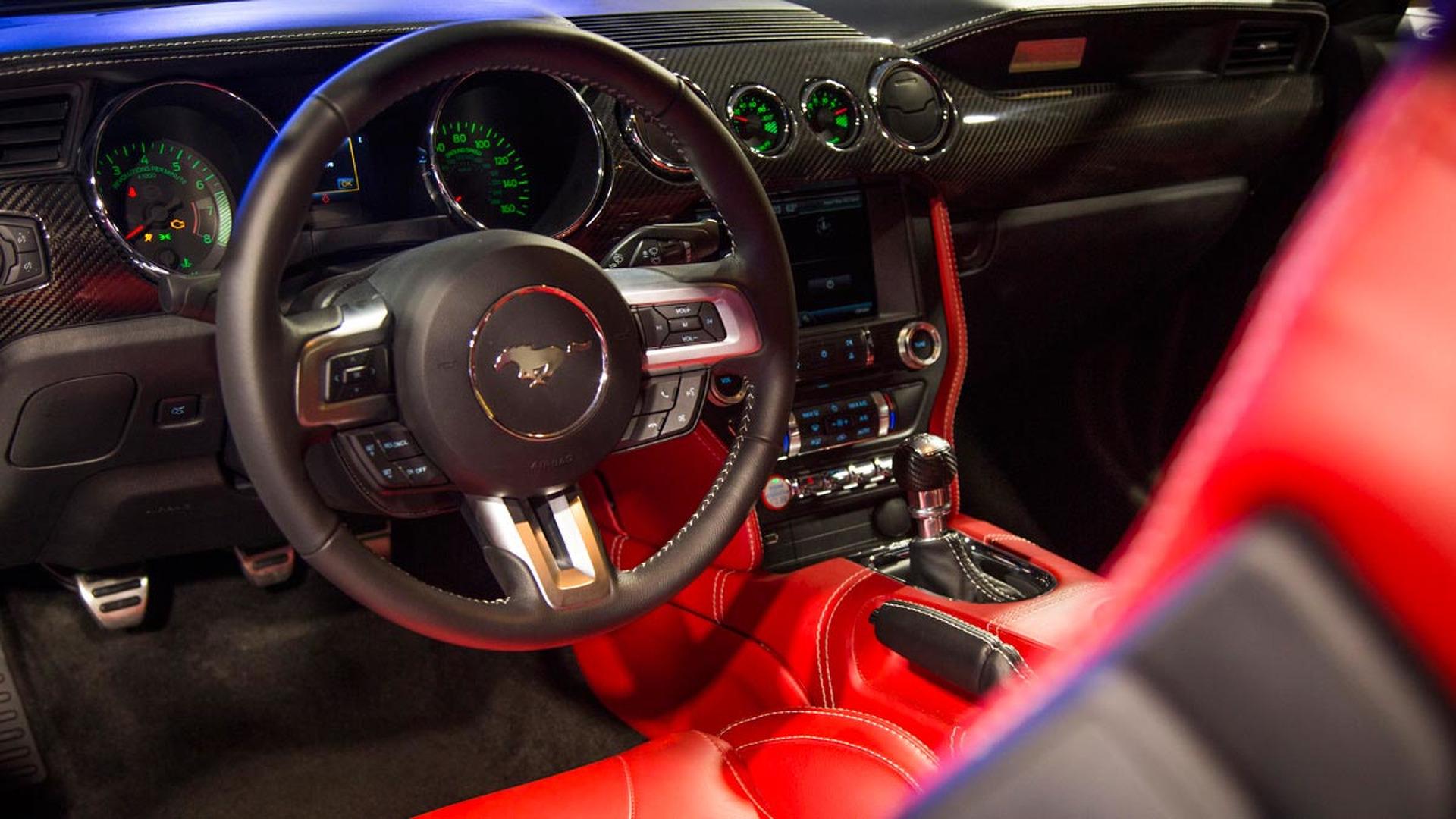 Updated Galpin Rocket Mustang Will Enter Production Via Vlf Automotive
