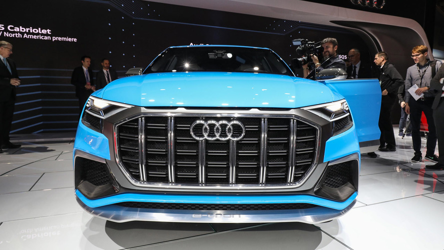 Audi Skipping 2019 Detroit Auto Show, Joining BMW and Mercedes