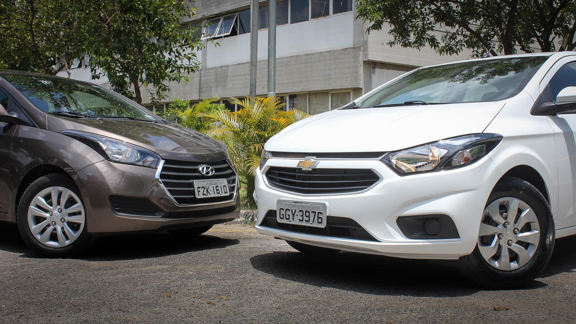 586f77c63343a Saiba quanto custa o seguro dos 10 carros mais vendidos no Brasil