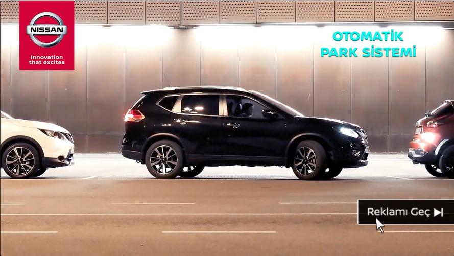 Nissan X-Trail'den farklı bir reklam