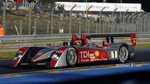 #1 Audi Sport North America Audi R10- Marco Werner, Frank Biela, Emanuele Pirro
