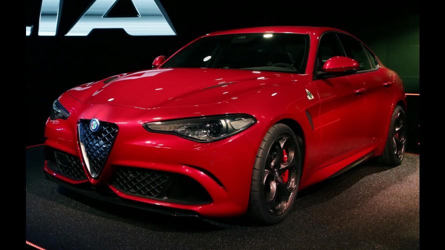"""""""Pesadelo"""" do BMW M3, Alfa Romeo Giulia foi desenvolvido em 2 anos e meio"""