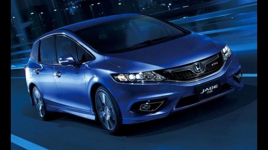Honda lança Jade RS, perua do Civic, com motor 1.5 turbo de 150 cv