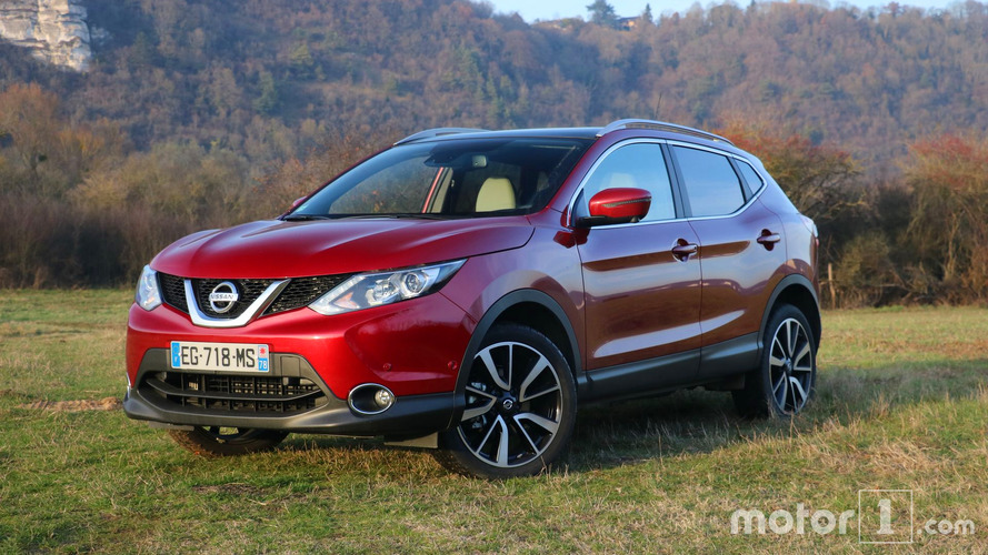essai nissan qashqai 1 6 dci 130 ch la formule gagnante. Black Bedroom Furniture Sets. Home Design Ideas