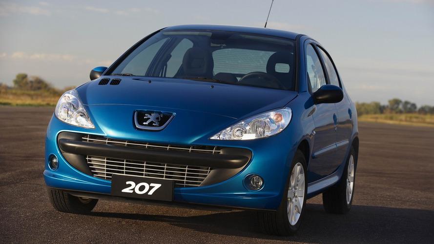 Peugeot 207 brasileiro foi um erro que custou caro, diz CEO da marca