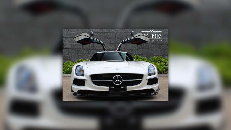 Mercedes SLS Black Series for sale
