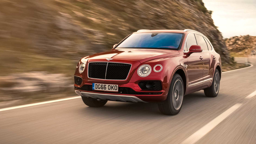 El Bentley Bentayga 2018 podría estrenar motor V8 antes del verano