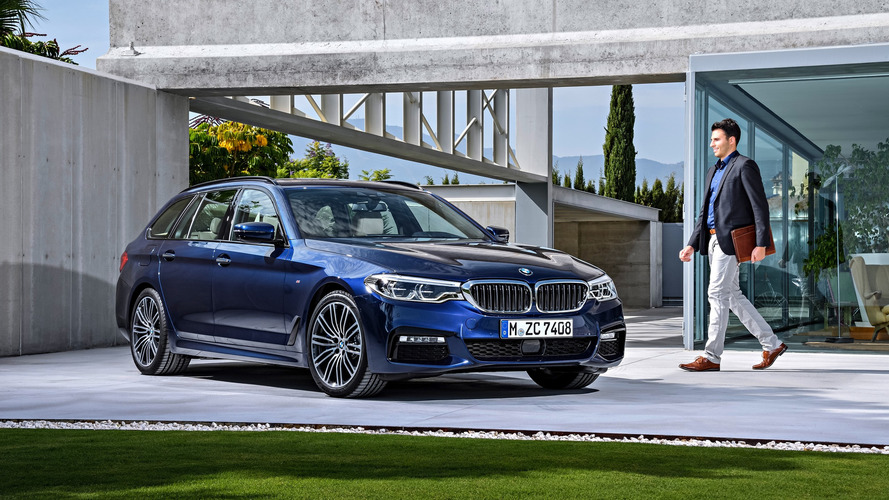 BMW Says No To Plug-In Hybrid Wagons Despite Electrification Push