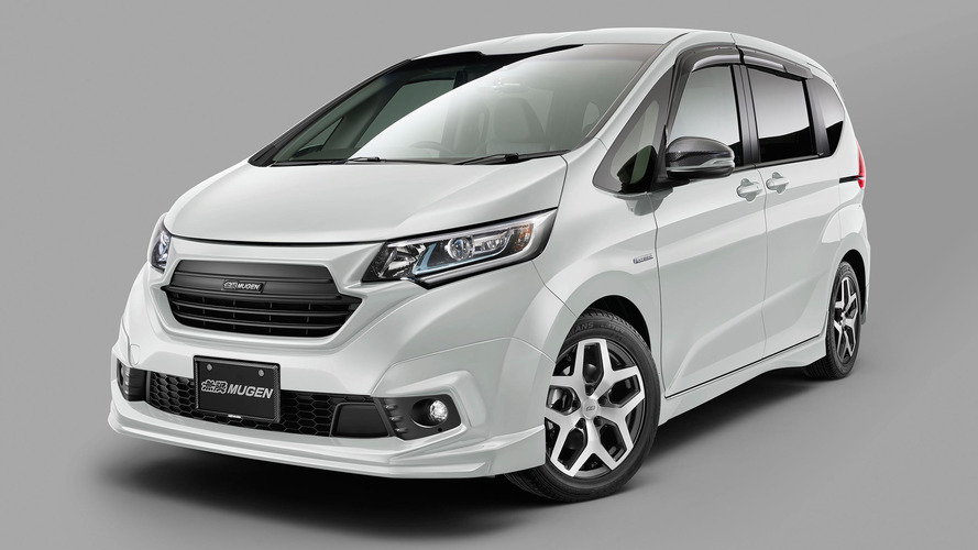 Honda turns up the heat on its minivans for Tokyo Auto Salon