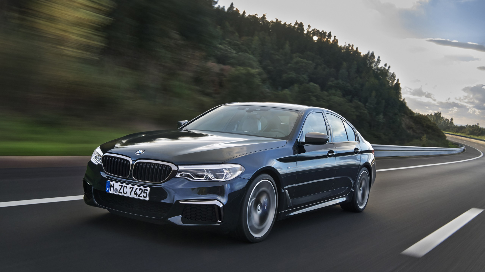 Picture Bmw 5 Series