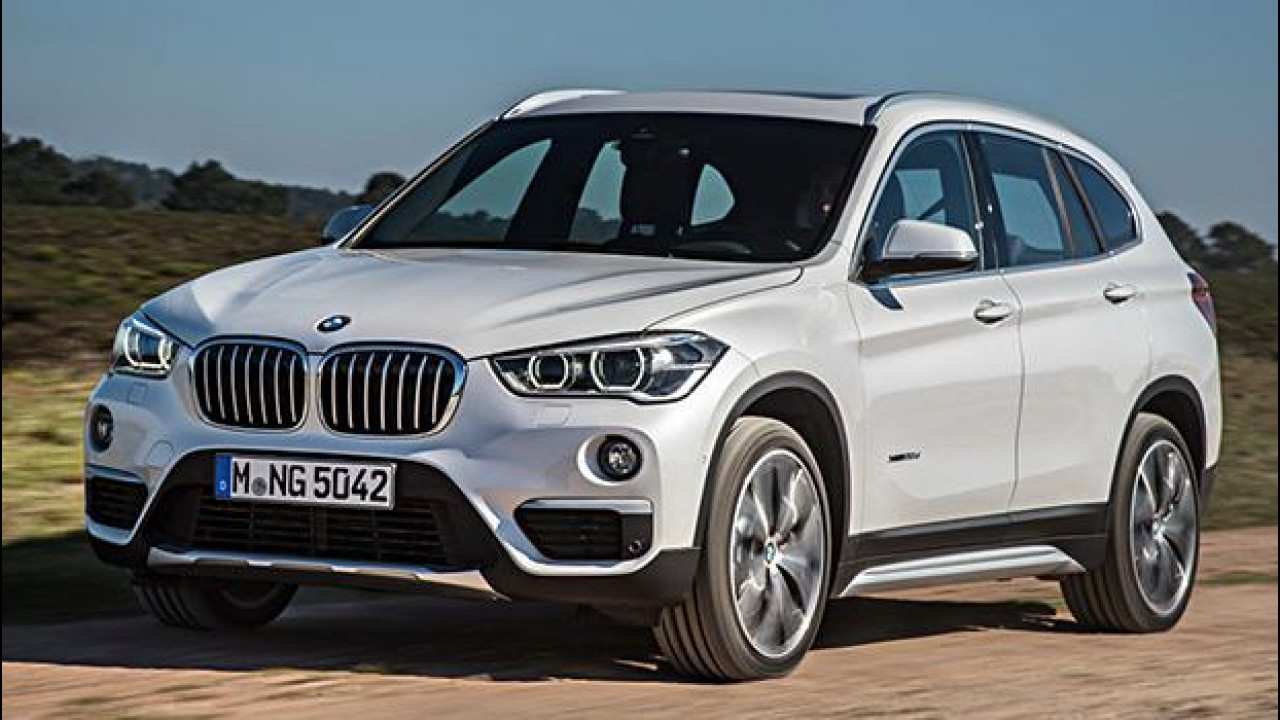 [Copertina] - Nuova BMW X1, la piccola che vuole essere grande