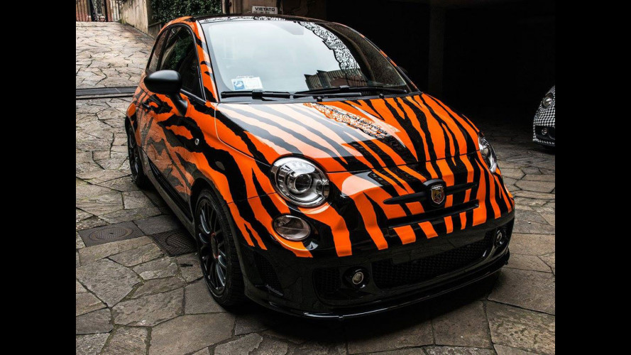 Abarth 500 Tiger, l'importante è esagerare