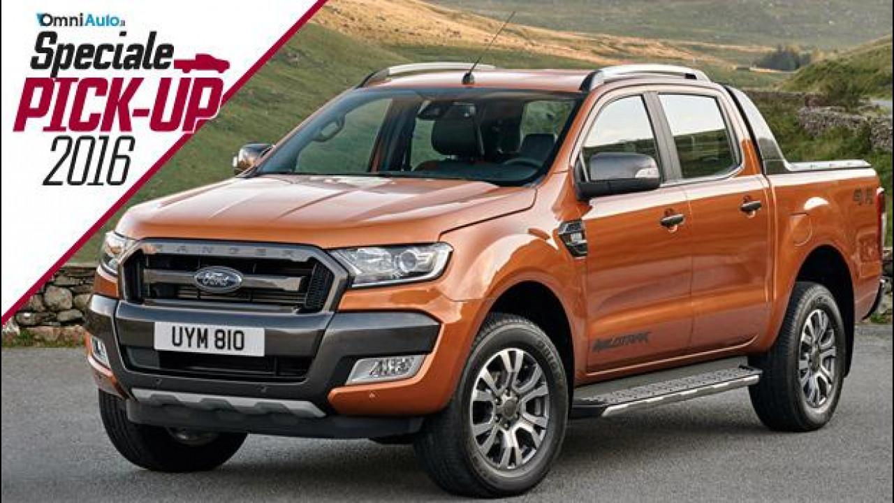 [Copertina] - Ford Ranger, il pick-up più amato in Europa