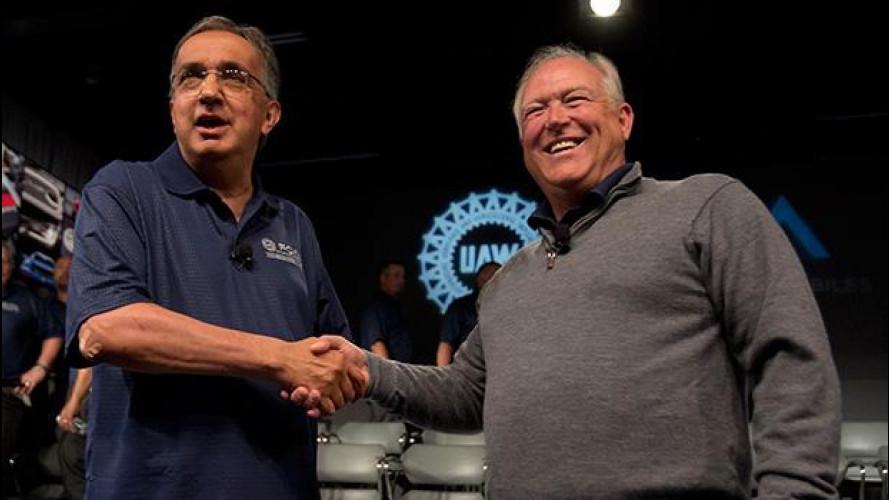 FCA, il nuovo contratto dei lavoratori USA è stato approvato