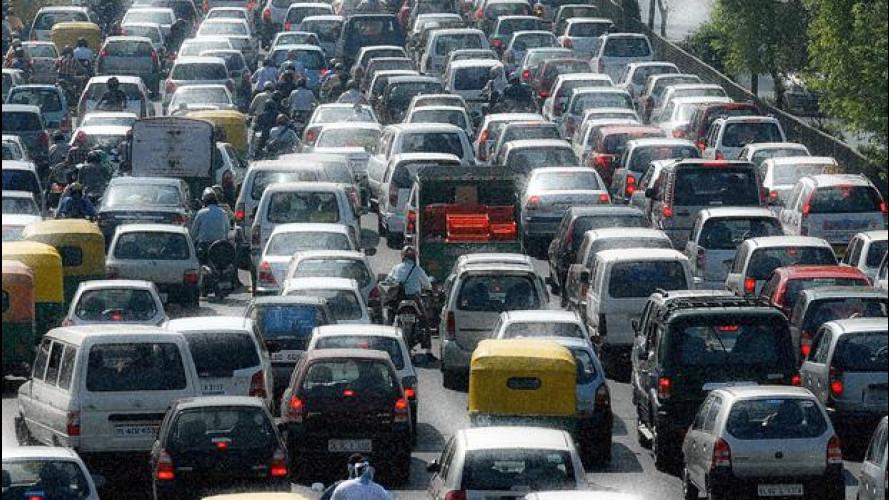 L'Italia nel 2030? Mega città, più auto e pochi mezzi pubblici