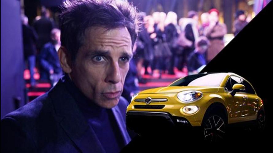 """Zoolander 2, ecco la """"faccia"""" da Fiat 500X [VIDEO]"""
