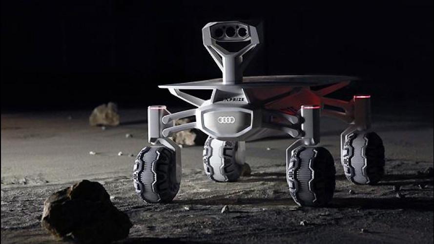 Audi Lunar Quattro, sempre più vicino alla partenza [VIDEO]